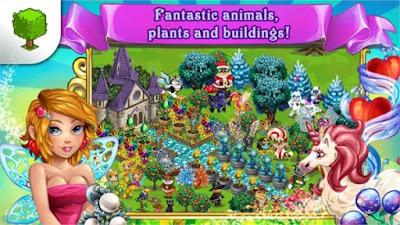 Game Berkebun dan Beternak di Android