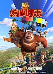 Gấu Boonie 3: Bí Mật Của Big Top