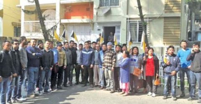 JAP students union kalimpong