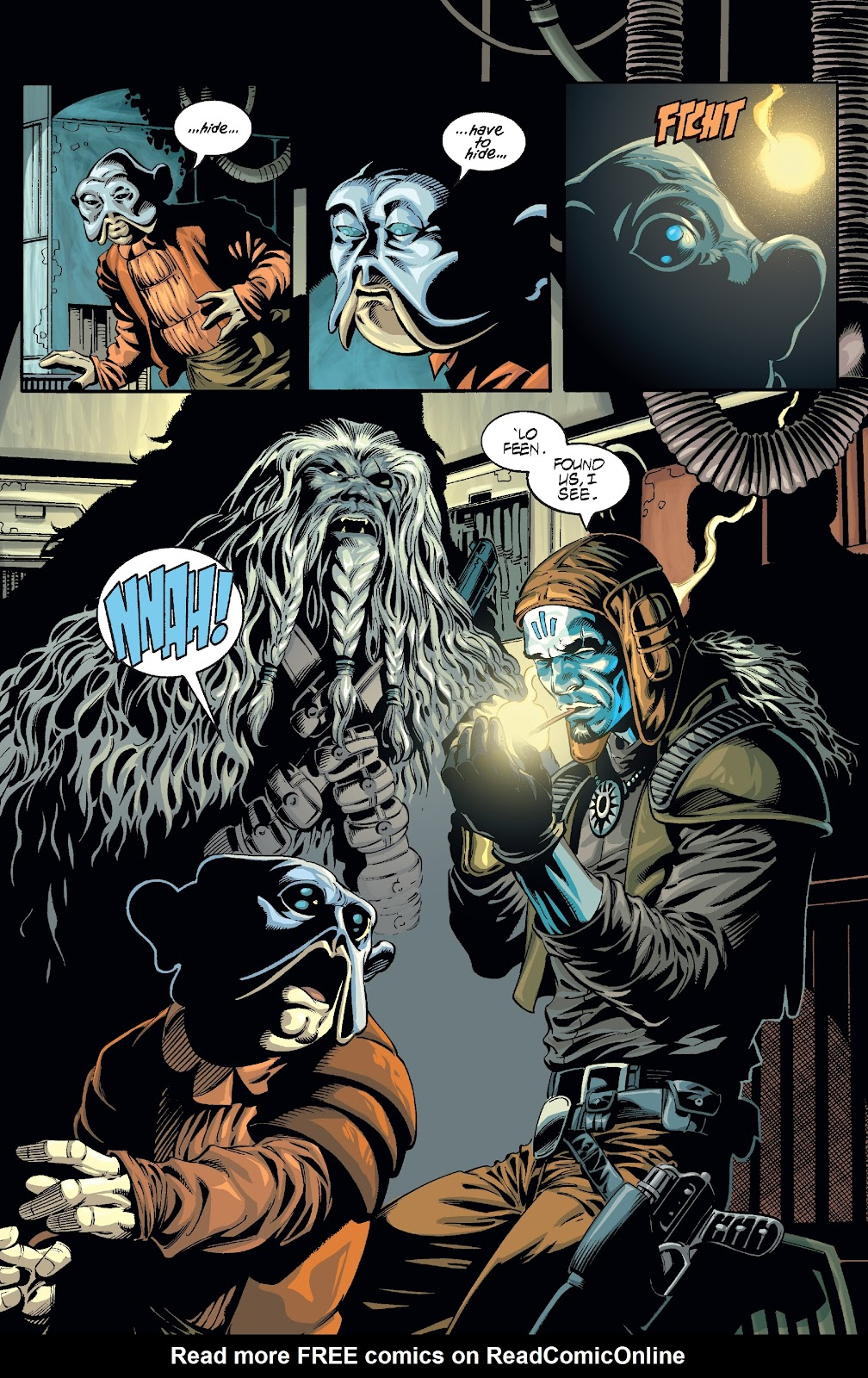 Read online Star Wars Legends: Rise of the Sith - Epic Collection comic -  Issue # TPB 2 (Part 2) - 64