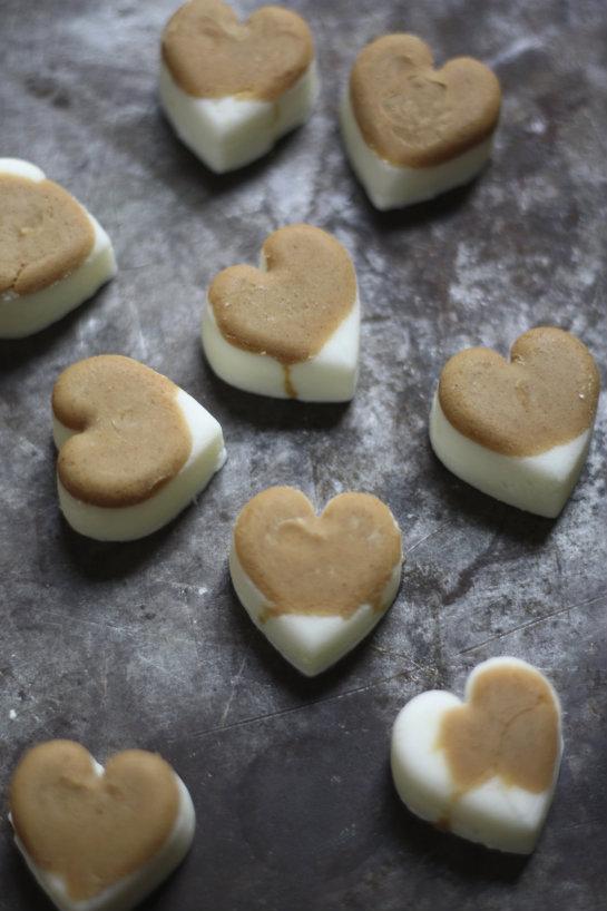Oatmeal Peanut Butter Honey Dog Treats