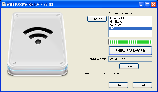 How to hack wifi password - Software, App, FaceBook, Google