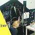 Jak zrobić tablicowy domek na ścianie? #DIY