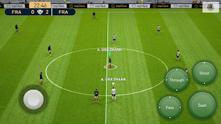 PES 2019 Mobile Beta Official Android New Graphics Unreal Engine