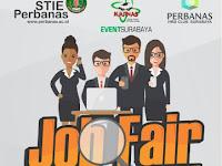 Perbanas Surabaya Gelar Job Fair 2017