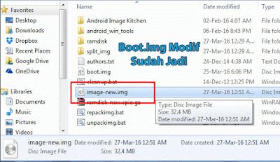 Cara Modifikasi Boot.img  Xiaomi redmi 3 Pro Dengan Mudah