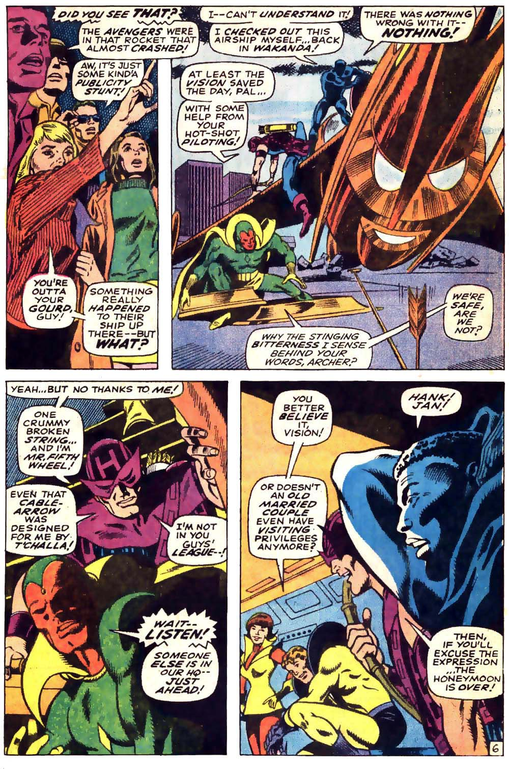 The Avengers (1963) 63 Page 6