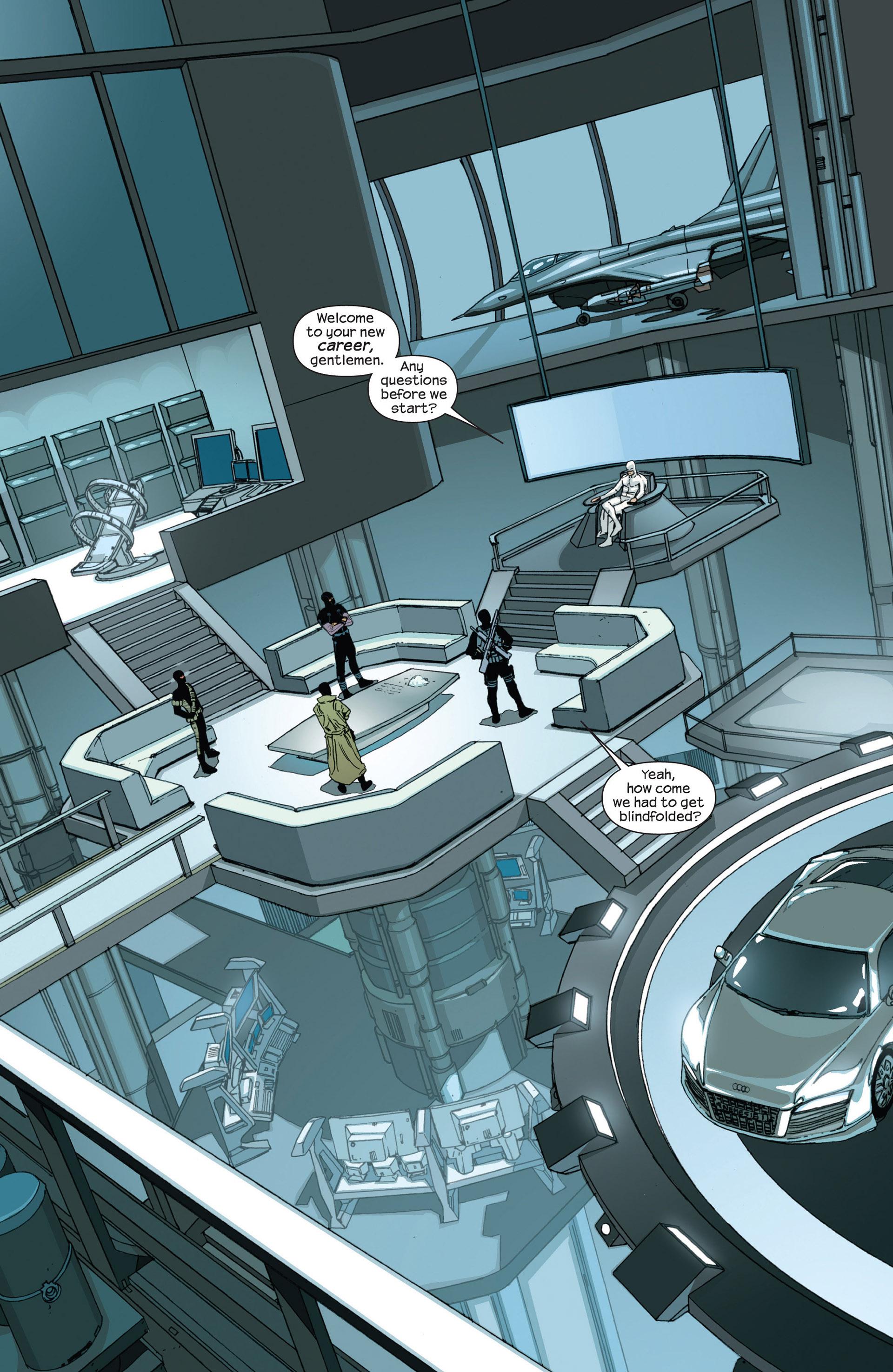 Read online Millar & McNiven's Nemesis comic -  Issue #2 - 6