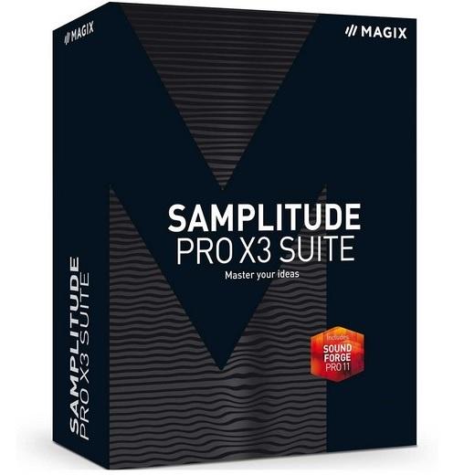 برنامج الصوتيات Samplitude