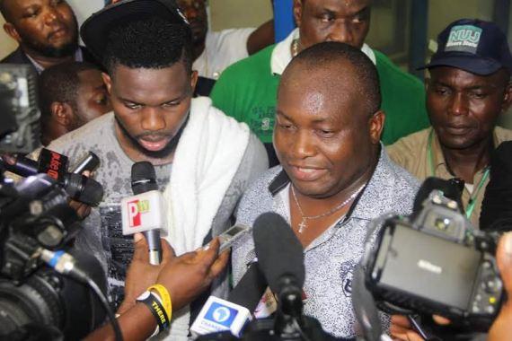 Yobo Testimonial Match: Okocha, Ifeanyi Ubah, Eto'o, Paw-Paw steal show (photos)