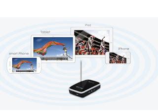 DVB-T iPad