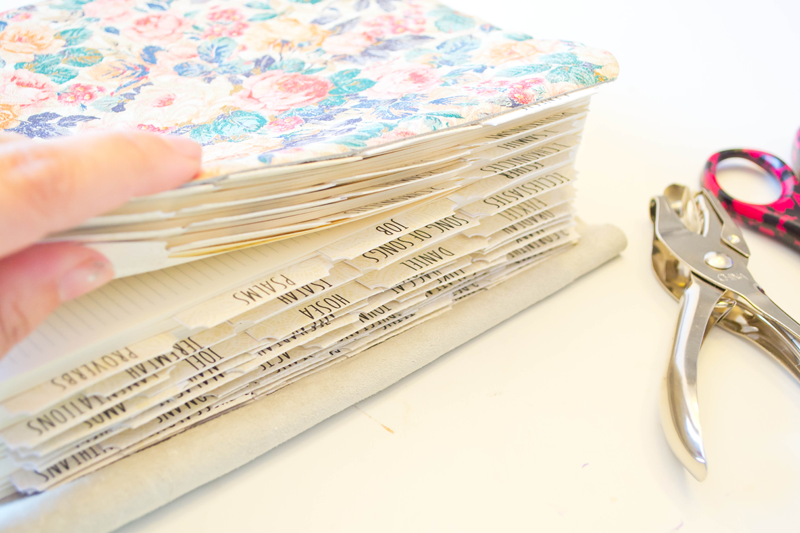 How to Make Bible Tabs + Bible Journaling Hacks | Chellbee