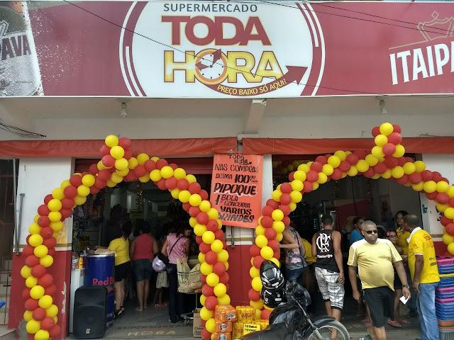 Alagoinhas: Supermercado Toda Hora realiza a maior promoção do final de semana, no Jardim Petrolar