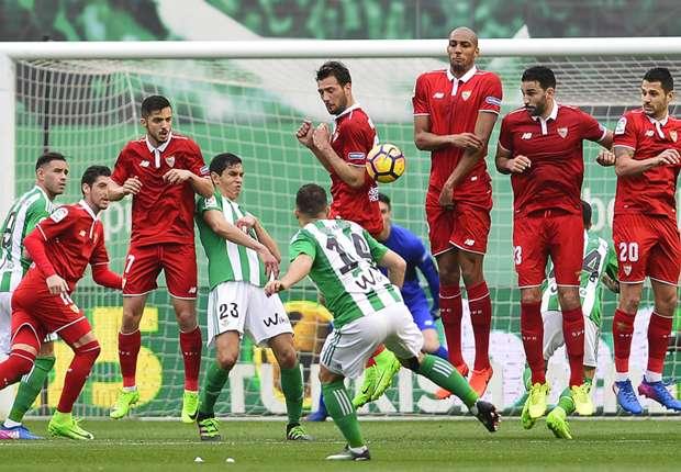Unggul Lebih Dahulu Real Betis kalah tipis dari Sevilla