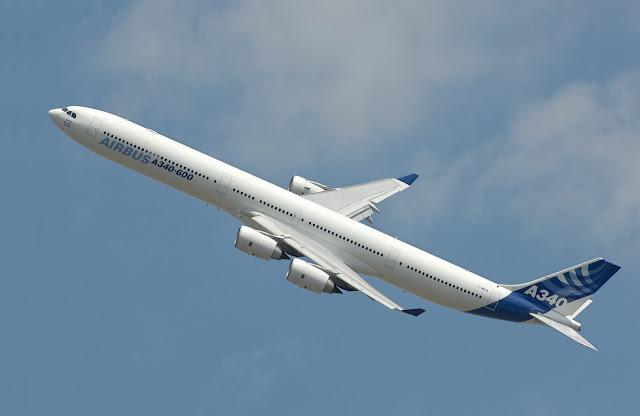 Airbus A340-600 Original Livery