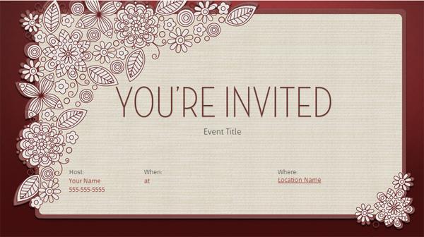 Free! Desain Kartu Undangan untuk Pernikahan   Desain Graphix
