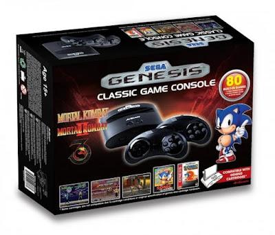 Επιστροφή στα 90s με την μίνι έκδοση του Mega Drive 1