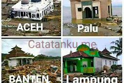 Tsunami selat Sunda, tidak lah mempunyai banyak perbeda'an dengan musibah yang menimpa saudara kita di Lombok, palu, Donggala maupun aceh!!