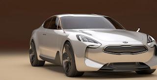 2020 Kia GT Prix, changements et spécifications Rumeurs - Le concept 2020 Kia G