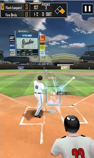 Games Baseball Real App