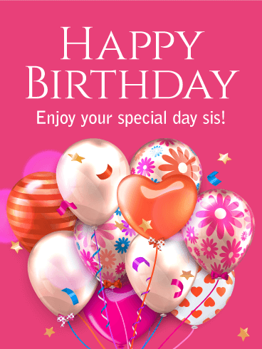 Birthday Wishes | Quotes | Messages and Images for Cute Younger Sister