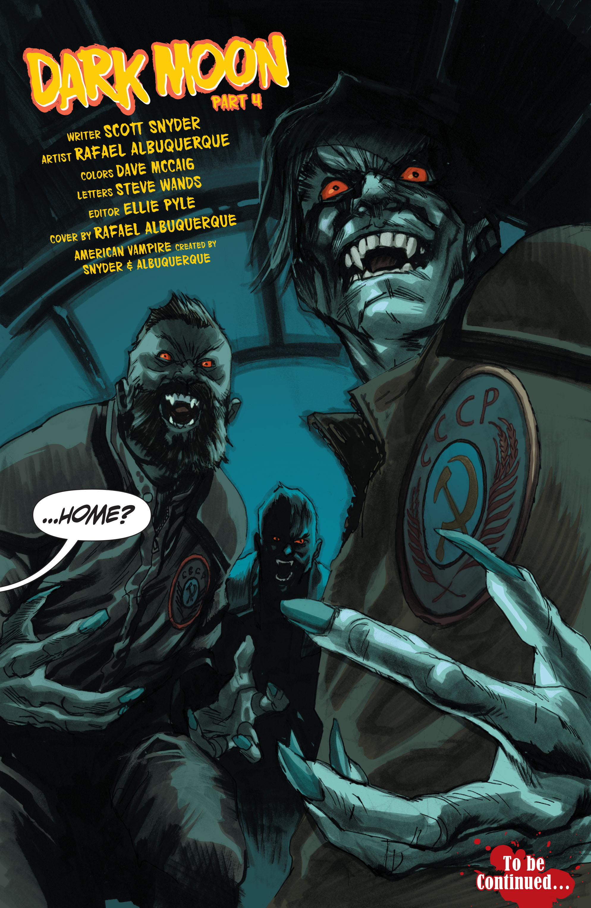 Read online American Vampire: Second Cycle comic -  Issue #9 - 21