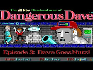 Dangerous Dave Free Download for Windows