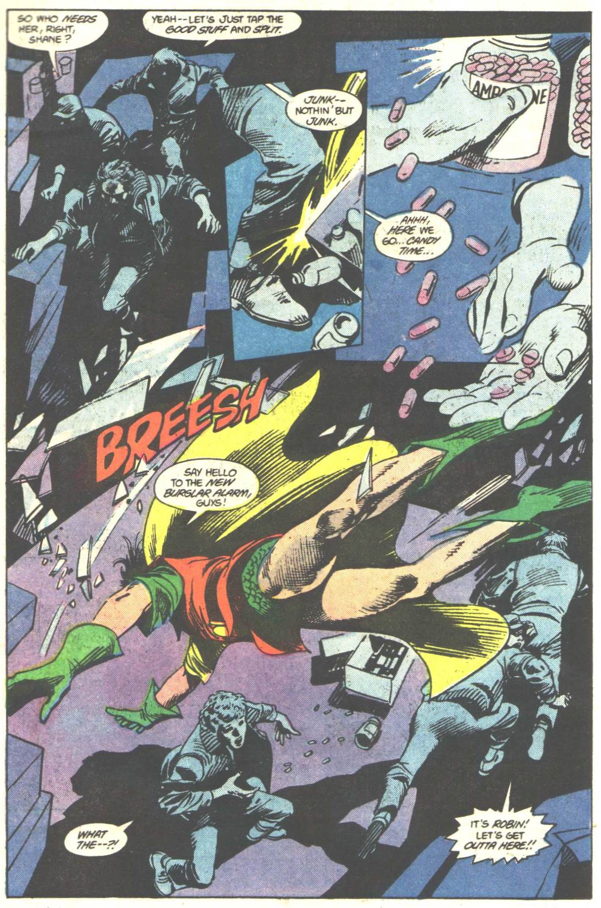 Detective Comics (1937) 561 Page 17