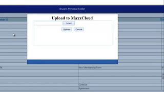 Upload to Maxxcloud