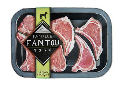 "Dessin ""Famille Fantou"""