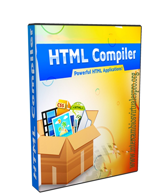 HTML Compiler 2016.25 poster box cover