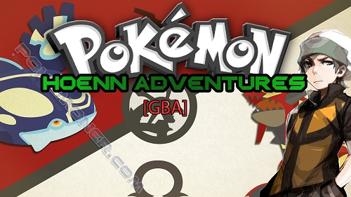 Pokemon Hoenn Adventures  Pokemoner.com