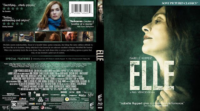 Elle Bluray Cover