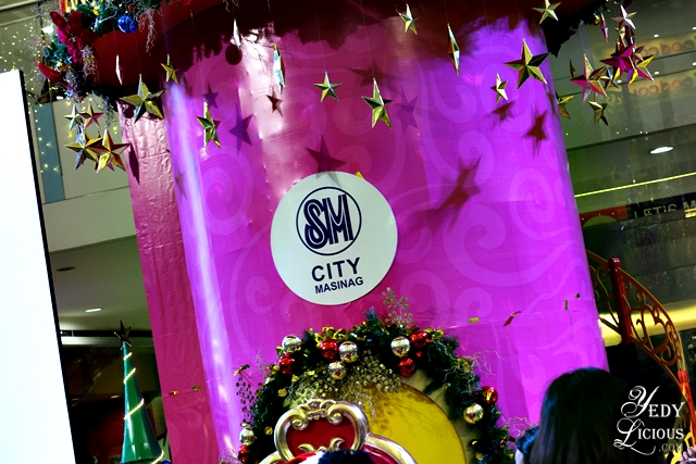 SM Masinag Antipolo Christmas Event Blog Coverage