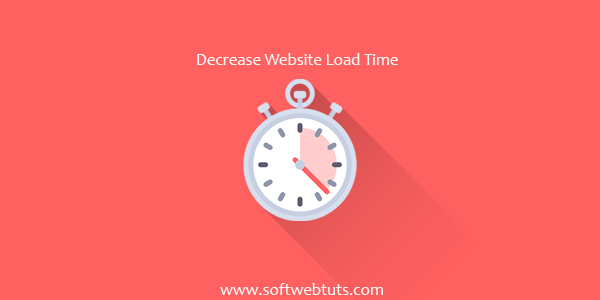How to decrease your website load time