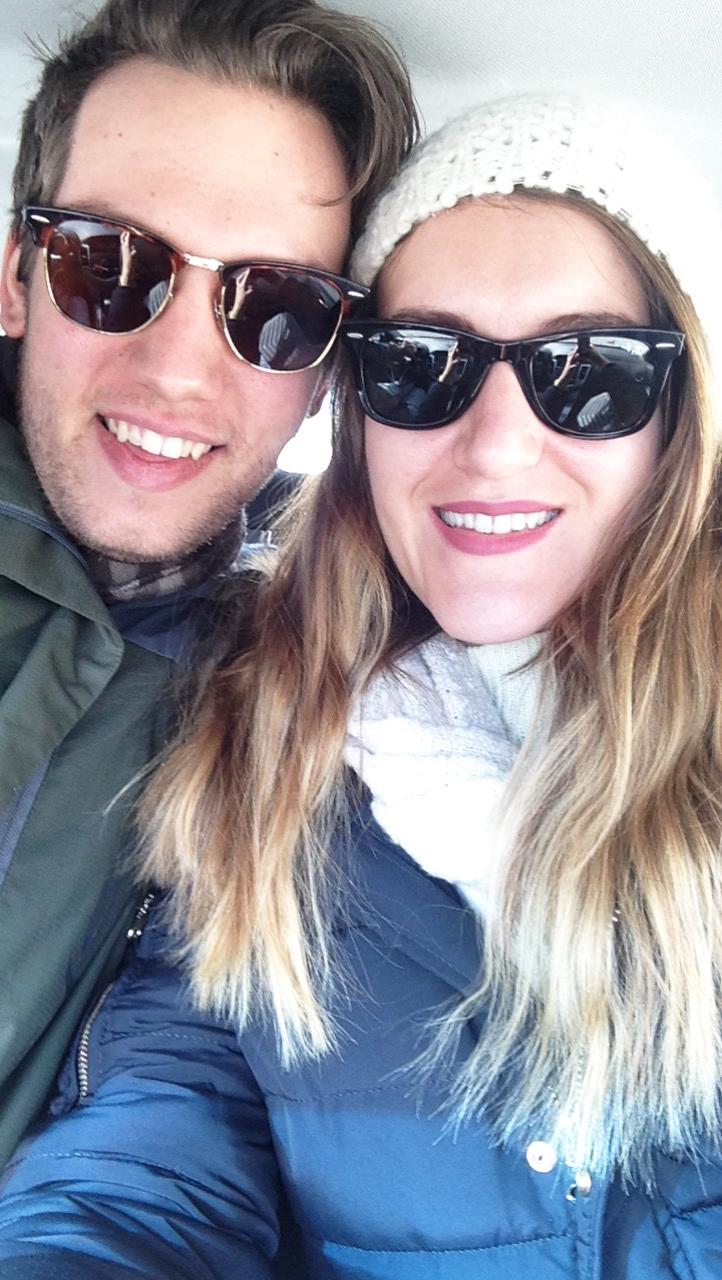 Door County Couple