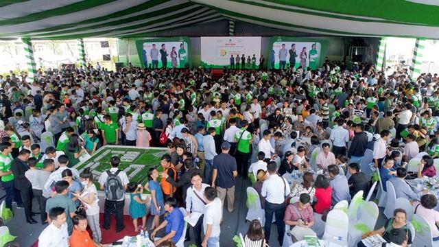 Lễ mở bán Lovera Park Bình Chánh