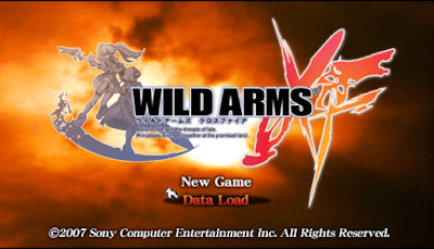 【PSP】荒野兵器XF中文版(Wild Arms XF),很棒的戰略角色扮演!