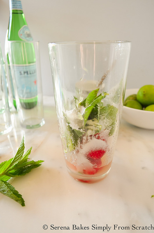 how to make a mojito from scratch