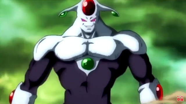 Aniraza's picture the new character in Dragon Ball Super episode 121