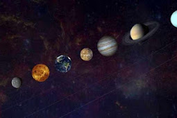 Mengapa Planet Berbentuk Bulat?