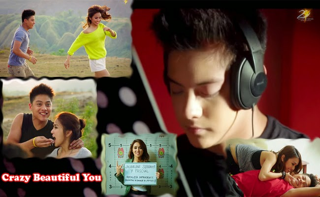 KathNiel New Movie 'Crazy Beautiful You' Official Music Video