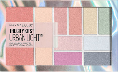 Maybelline The City Kits Urban Light All-In-One Eye + Cheek Palette
