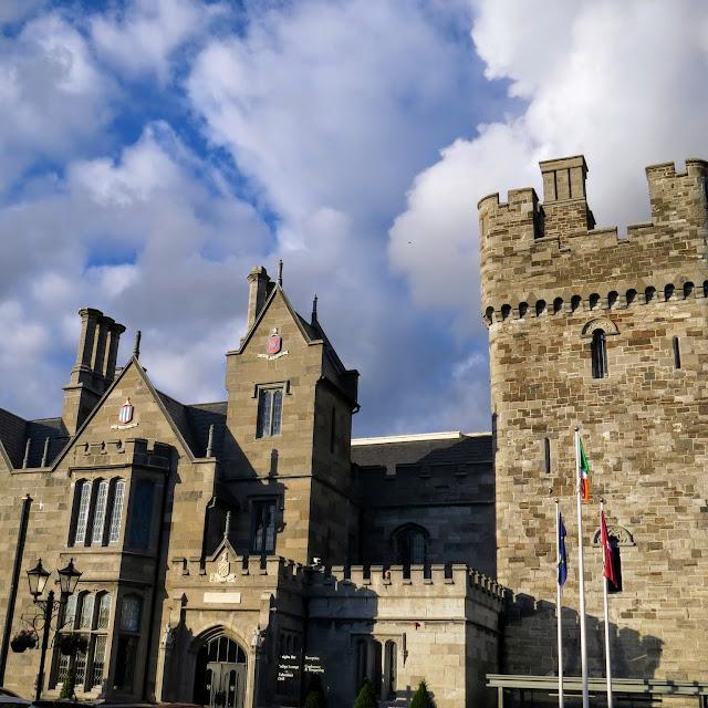 Clontarf Castle Hotel in Dublin Ireland