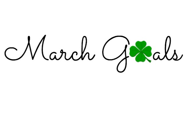 Image result for march goals