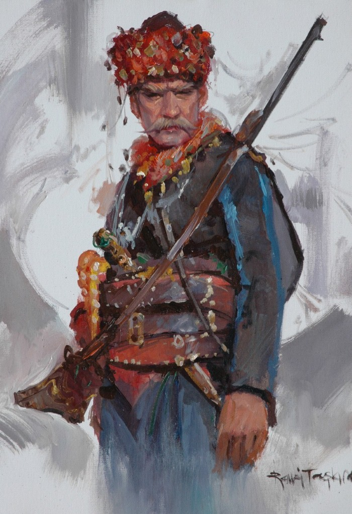 Remzi Taskiran. Восточные традиции 19
