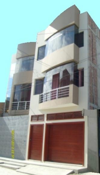 Fachadas y casas fachadas de casas de 3 pisos for Fachadas de casas modernas en lima