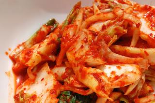 Sejarah Makanan Kimchi Korea