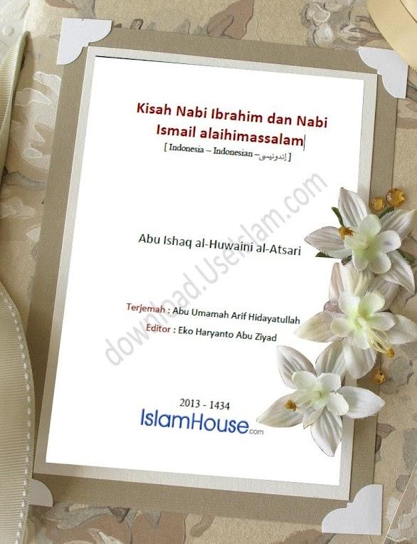 "Free Download ebook ""Kisah Nabi Ibrahim dan Nabi Ismail alaihimassalam"" .pdf"