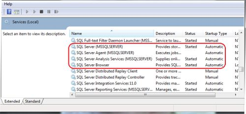 Fixing Sql Connection issue